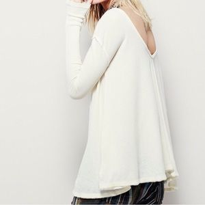FREE PEOPLE INTIMATELY FREE THERMAL SWING TOP